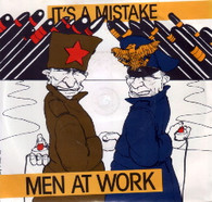 MEN AT WORK  -   It's a mistake/ No restrictions (G60327/7s)