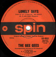 BEE GEES  -   Lonely days/ Man for all seasons (G6037/7s)
