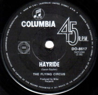 FLYING CIRCUS  -   Hayride/ Early morning (G61188/7s)