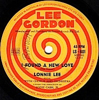 LEE,LONNIE  -   I found a new love/ Defenceless (G62274/7s)