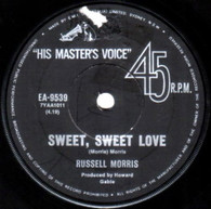 MORRIS,RUSSELL  -   Sweet, sweet love/ Jail Jonah's daughter (62305/7s)