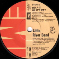 LITTLE RIVER BAND  -   Help is on it's way/ Changed and different (G60288/7s)