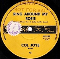 JOYE,COL  -   Ring around my Rosie/ I crossed my heart (G64284/7s)