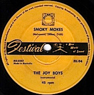 JOY BOYS  -   Smoky mokes/ Kurrawatha (G65272/7s)