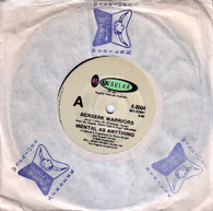 MENTAL AS ANYTHING  -   Beserk warriors/ L'amour no more (G65337/7s)