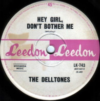 DELLTONES  -   Hey girl, don't bother me/ The wonder of you (G66209/7s)