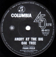 IFIELD,FRANK  -   Angry at the big oak tree/ Go tell it on the mountain (G67314/7s)