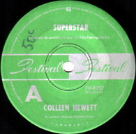 HEWITT,COLLEEN  -   Superstar/ More today than yesterday (G68269/7s)