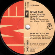 MCCLELLAN,MIKE  -   Song and dance man/ Another grey day (G68375/7s)