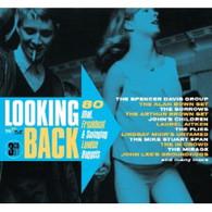 VARIOUS - LOOKING BACK : 80 MOD, FREAKBEAT & SWINGING LONDON NUGGETS (3CD)    (CD23956/CD)