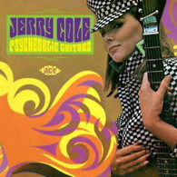 COLE/JERRY - PSYCHEDELIC GUITARS     (CD23994/CD)
