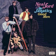 FORD/NEAL & THE FANATICS - GOOD MEN    (CD24333/CD)