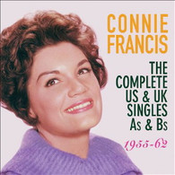 FRANCIS/CONNIE - COMPLETE US & UK SINGLES AS & BS 1955-62 (3CD BOX SET)    (CD24490/CD)