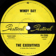 EXECUTIVES  -   Windy day/ This town ain't the same anymore (G70218/7s)