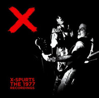 X - X-SPURTS : THE 1977 RECORDINGS    (LP5411/LP)