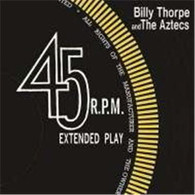 THORPE/BILLY & AZTECS - EXTENDED PLAY : BILLY THORPE & THE AZTECS    (CD24542/CD)
