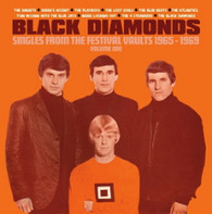 "VARIOUS - BLACK DIAMONDS : SINGLES FROM THE FESTIVAL VAULT 1965 - 1969 VOLUME ONE (10 X 45PRM BOX SET)    (70993/7""s)"