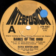 NEWTON-JOHN,OLIVIA  -   Banks of the Ohio/ Love song (G70402/7s)