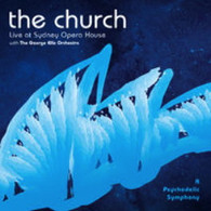CHURCH - A PSYCHEDELIC SYMPHONY    (CD24558/CD)