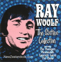 WOOLF/RAY - THE SIXTIES COLLECTION    (CD24622/CD)