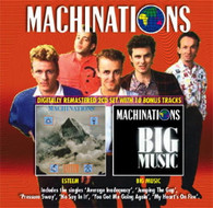 MACHINATIONS - ESTEEM + BIG MUSIC (2CD)    (CD24623/CD)