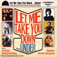 VARIOUS - LET ME TAKE YOU DOWN....UNDER : A CELEBRATION OF KIWI ARTISTS PERFORMING THE SONGS OF THE BEATLES    (CD24656/CD)