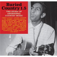 VARIOUS - BURIED COUNTRY 1.5    (CD24801/CD)