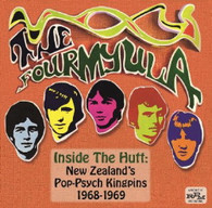 FOURMYULA - INSIDE THE HUTT : NEW ZEALAND'S POP-PSYCH KINGPINS    (CD24740/CD)