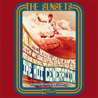 SUNSETS - THE HOT GENERATION SOUNDTRACK SESSIONS    (LP5445/LP)