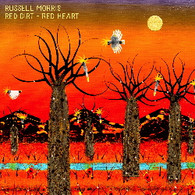 MORRIS/RUSSELL - RED DIRT RED HEART    (CD24806/CD)