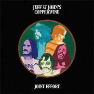ST.JOHN/JEFF & COPPERWINE - JOINT EFFORT    (LP5457/LP)
