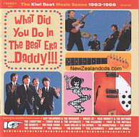VARIOUS - WHAT DID YOU DO IN THE BEAT ERA...DADDY!    (CD24721/CD)