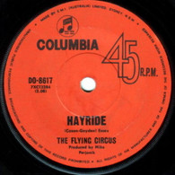 FLYING CIRCUS  -   Hayride/ Early morning (G72186/7s)