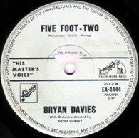 DAVIES,BRYAN  -   Five foot two/ Ladder of love (G74151/7s)