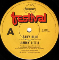 LITTLE,JIMMY  -   Baby blue/ Australia down under (G74327/7s)
