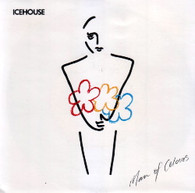ICEHOUSE  -   Man of colours/ Komsaka (G75204/7s)