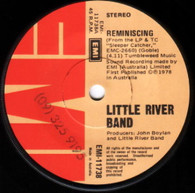 LITTLE RIVER BAND  -   Reminiscing/ Take me home (G76182/7s)