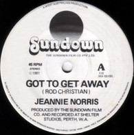 NORRIS,JEANNIE  -   Got to get away/ This time (G10676/7s)