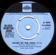 NEWTON-JOHN,OLIVIA  -   Banks of the Ohio/ Would you follow me (G77343/7s)
