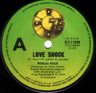 MONDO ROCK  -   Love shock/ The mood (G78297/7s)