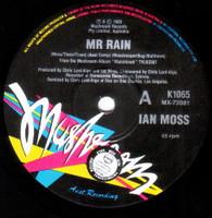 MOSS,IAN  -   Mr Rain/ The dummy (G78305/7s)