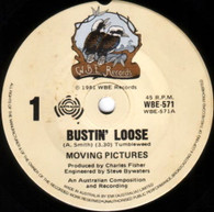 MOVING PICTURES  -   Bustin' loose/ Saturday love (G78307/7s)