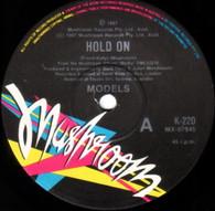 MODELS  -   Hold on/ Some kind of anger (G78294/7s)