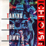 ICEHOUSE  -   Taking the town/ Dance on (G78212/7s)