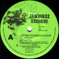 JUSTIN,JAY  -   Letter to Santa Claus/ White Christmas (G78242/7s)