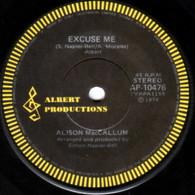 MACCALLUM,ALISON  -   Excuse me/ Honk honk (G79346/7s)