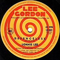 LEE,LONNIE  -   I found a new love/ Defenceless (G79320/7s)