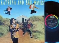 KATRINA & THE WAVES  -  KATRINA & THE WAVES  (G145975/LP)