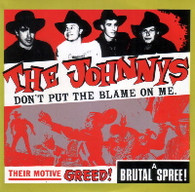 JOHNNYS  -   Don't put the blame on me/ The Logan girls (G79279/7s)