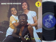EDISON,HARRY 'SWEETS'  -  HOME WITH SWEETS  (G157219/LP)